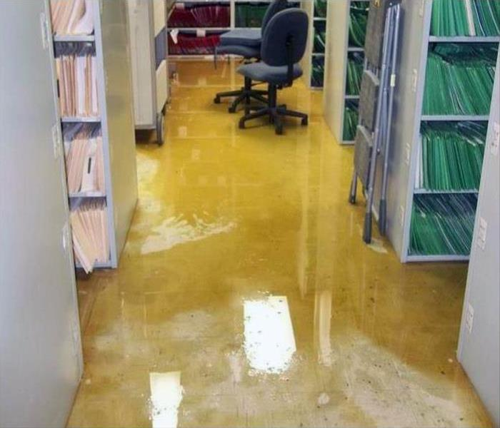 Commercial Water Damage Restoration In Pittsboro