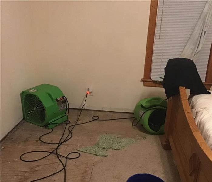 Water Damage SERVPRO, Water Loss in Pittsboro, and a Reliable Partner